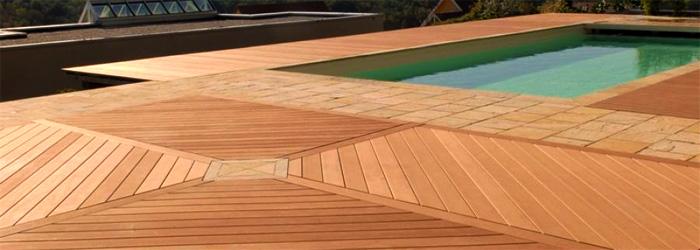 terrasse en bois composite emb. Black Bedroom Furniture Sets. Home Design Ideas